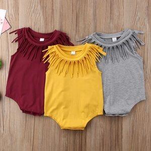 Other - Boho Fringe Baby Bodysuit Onesie